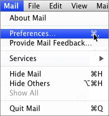 Apple Mail Gmail