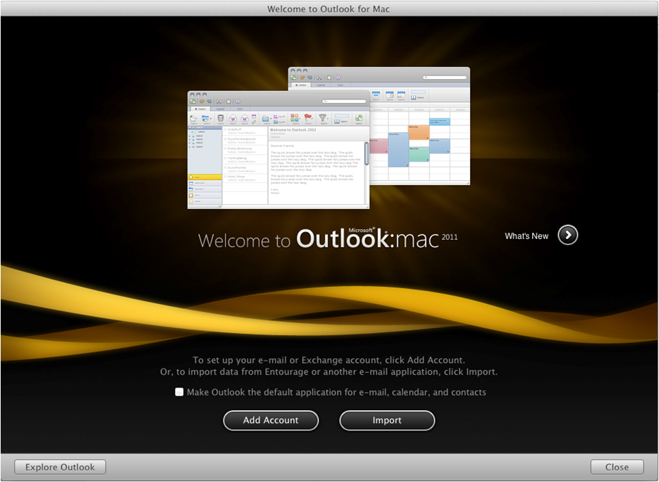 gmail Outlook 2011 Mac image2