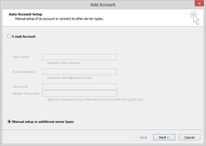 Gmail Outlook 2013 image4