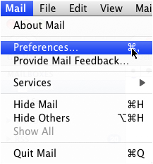 Yahoo Account to Apple mail Using IMAP