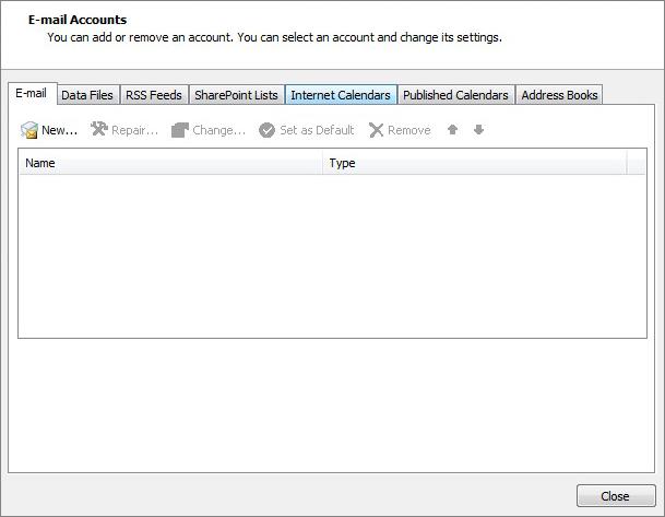 Yahoo Account to Outlook 2010 Using IMAP